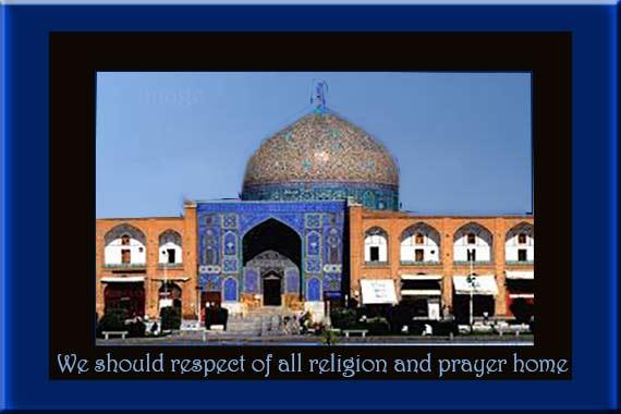 Mosque...